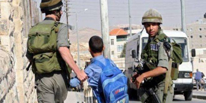 دستگیری 10 فلسطینی در قدس اشغالی توسط نظامیان صهیونیستی