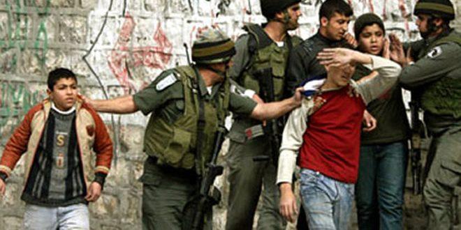 دستگیری 20 فلسطینی در کرانه غربی توسط نظامیان اشغالگر اسرائیل