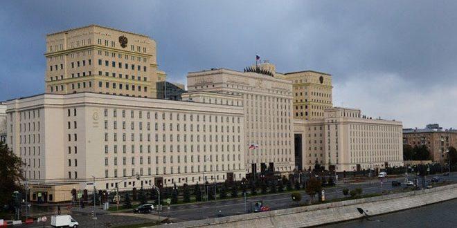 وزارت دفاع روسیه:اتهامات واشنگتن به دمشق درباره تسلیحات شیمیایی بیاساس است