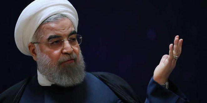 رئیس جهمور ایران: نسبت به اعمال تحریم های ظالمانه علیه ملت های مستقل مخالف هستیم