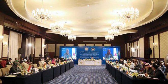شرکت کنندگان در کنفرانس مجالس کشورهای اسلامی: مقاومت در تمامی اشکال حق مشروع است