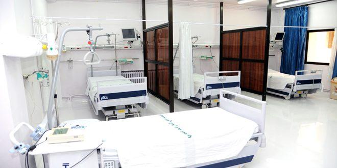 اضافهشدن بخش جراحی ارتوپدی به بیمارستان هلال احمر سوریه