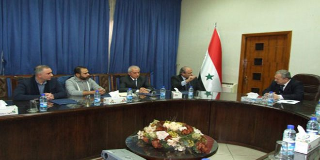 بررسی افق های همکاری وتبادل تجارب با یک شرکت لبنانی متخصص در مشورت های فنی