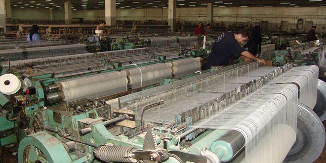 بازگشت 771 واحد صنعتی در سوریه طی سال گذشته به چرخه تولید