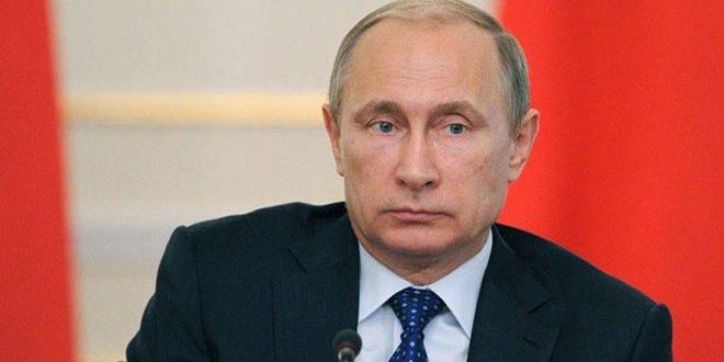 پوتین با رئیس رژیم ترکیه در خصوص وضعیت در سوریه به صورت تلفنی گفت و گو کرد