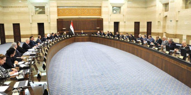 هیأت وزیران سوریه طرح جامع اقتصادی برای مناطق آزادشده از تروریسم را تصویب کرد
