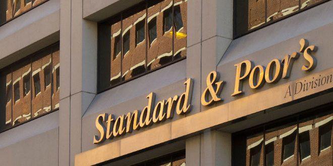 استاندارد اند پورز رتبه اعتباری ترکیه را کاهش داد