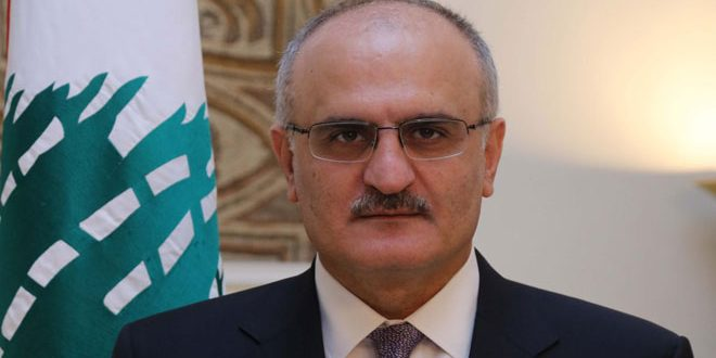 یک وزیر لبنانی: روابط سوریه و لبنان ابعاد انسانی و اجتماعی دارد