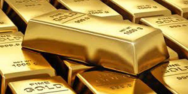 کاهش یک درصدی ارزش طلا با تقویت دلار
