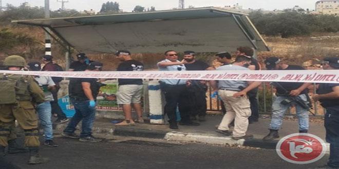 شهادت جوان فلسطینی به ضرب گلوله صهیونیستها