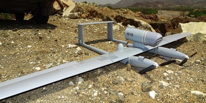 سرنگوني هواپیمای شناسایی رژیم سعودی در يمن