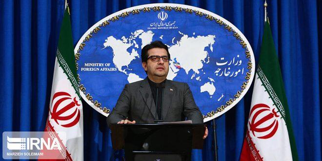تهران خواستار عدم سیاسی کردن حادثه سقو ط هواپیمای اوکراینی شد