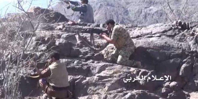 یمن.. هلاکت تعدادی از مزدوران متجاوز سعودی در بیضاء