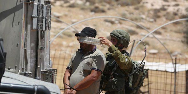 بازداشت /3/ فلسطینی در بیت لحم توسط نیروهای اشغالگر اسرائیلی