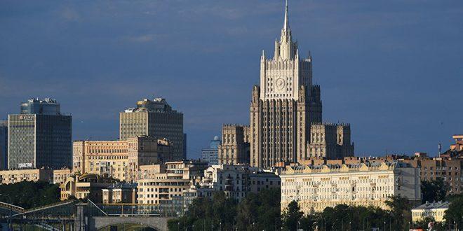 مسکو: تحریم های یکجانبه آمریکا غیرقانونی است و تنش ها را در خاورمیانه تشدید می کند