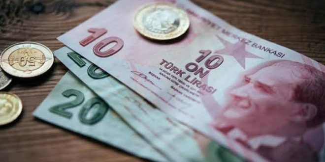 سقوط لیر ترکیه به پایینترین قیمت از سال 2018
