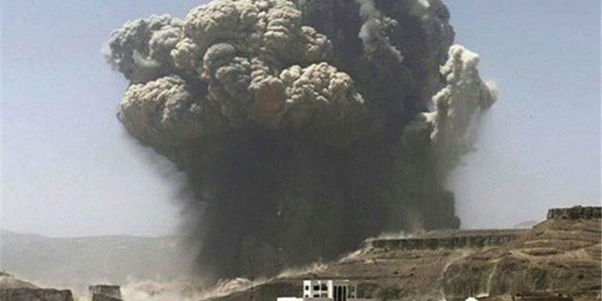 یمن: شهادت یک نفر یمنی و جراحت 4 دیگر در حملات متجاوز سعودی