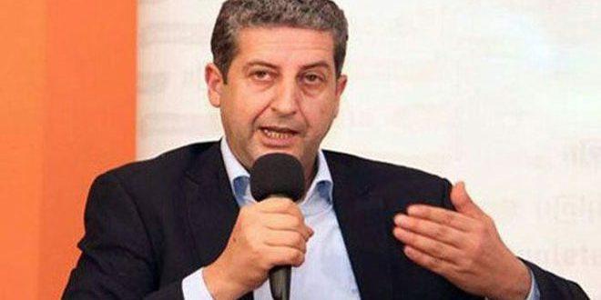 درخواست لغو اقدامات یکجانبه علیه سوریه توسط حزب کمونیست اسلواک