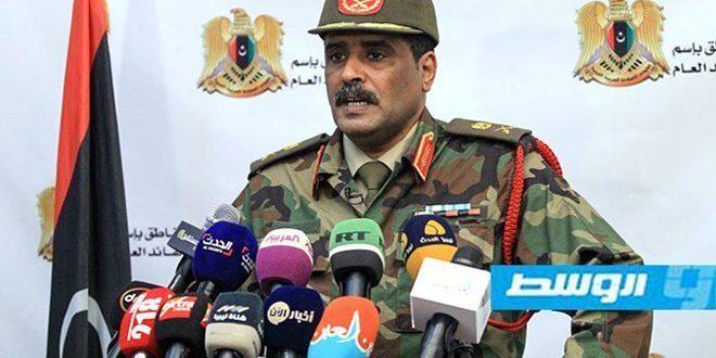 ارتش ملی لیبی دو فروند پهپاد رژیم ترکیه را ساقط کرد