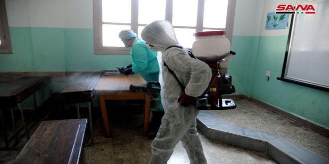 وزارت آموزش و پرورش: بیش از 9 هزار مدرسه ضدعفونی شدند