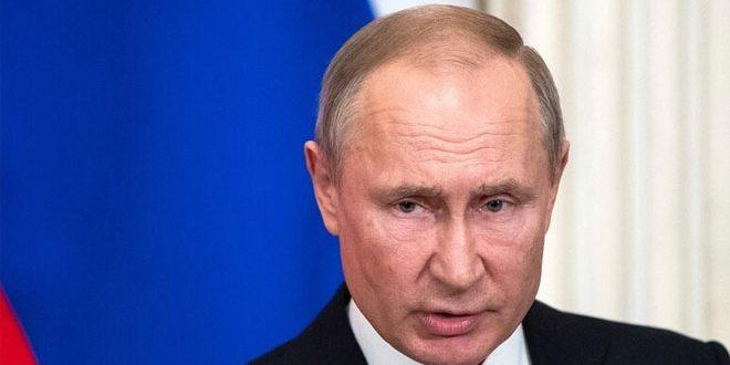 پوتین: برگزاری اجلاس ۵ عضو دائم شورای امنیت لازم و مفید خواهد بود
