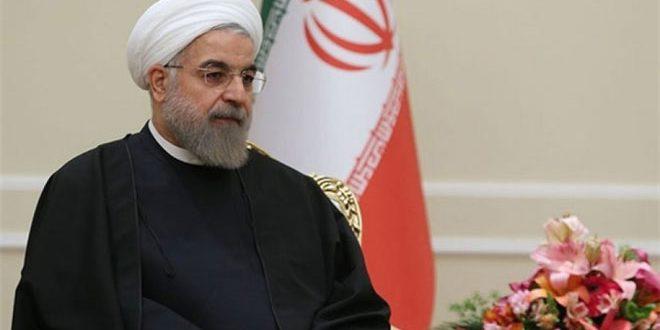 پیام روحانی به عون: دولت ایران برای ارائه کمکهای مورد نیاز لبنان آمادگی دارد