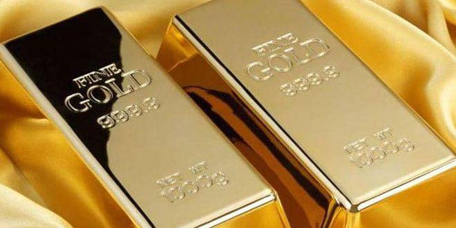 سقوط قیمت طلا همزمان با تقویت ارزش دلار