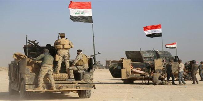"""آغاز عملیات نظامی جدید در عراق برای تعقیب عناصر """"داعش"""" در الانبار"""