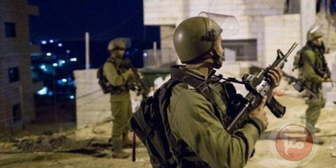دستگیری 25 فلسطینی در کرانه باختری