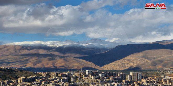 کاهش دمای هوا و بارش باران در مناطق شمالی و برخی ارتفاعات کوهستانی