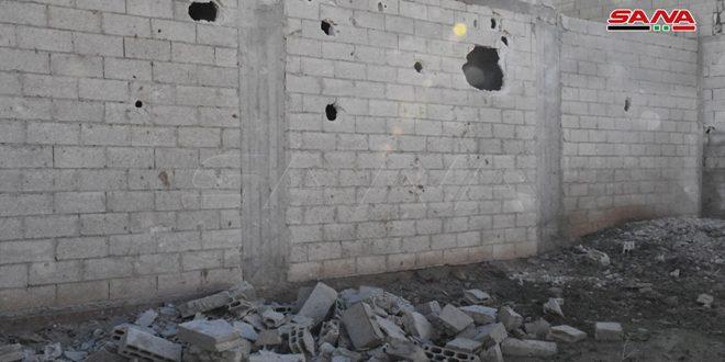 دانشجویان ما در اسواکی حملات رژیم صهیونیستی به استان حماه را مورد محکومیت قرار دادند