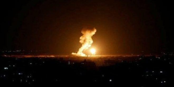حمله هوایی مجدد رژیم صهیونیستی به نوار محاصره شده غزه