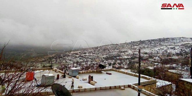 اخبار هواشناسی || دما کنتر از حدود نرمال / بارش برف در ارتفاعات