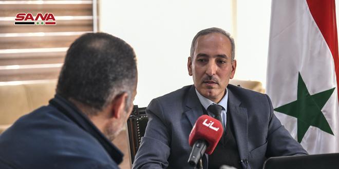 مدیر خزانه داری بانک مرکزی سوریه: اسکناس جدید 5000 لیر معاملات نقدی را تسهیل خواهد کرد