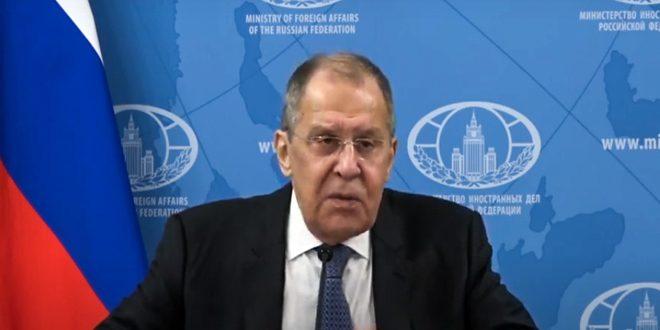 لاوروف: اقدامات آمریکا در سوریه نقض صریح قطعنامه سازمان ملل شماره 2254 محسوب می شود