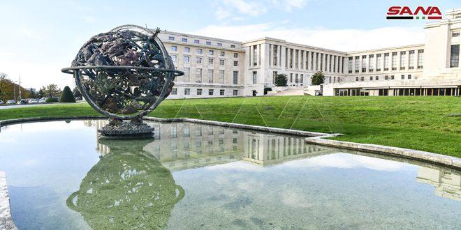 ادامه جلسات دوره پنجم کمیته بررسی قانون اساسی در ژنو