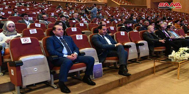 ادامه کارهای سومین کنفرانس بین المللی تحول دیجیتال با مشارکت عربی وخارجی