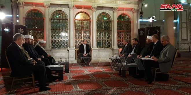 روز سه شنبه، اولین روز ماه مبارک رمضان در سوریه اعلام شد
