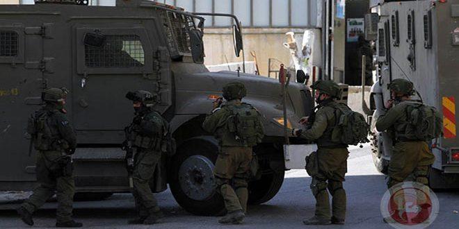 دستگیری 9 فلسطینی در كرانه باختری