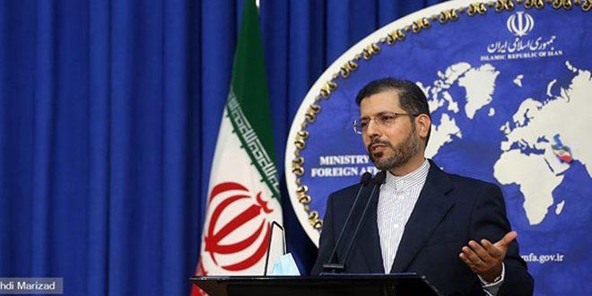 وزارت خارجه بیانیه کمیسر حقوقبشر سازمان ملل درباره وقایع خوزستان را محکوم کرد