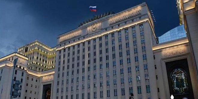 وزارت دفاع روسیه: طی 24 ساعت اخیر /32/ تهاجم توسط تروریست های (النصره) حاضر در منطقه کاهش تنش صورت گرفته است