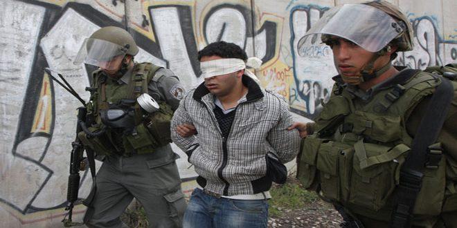 دو زخمی و 8 بازداشت از فلسطینیان کرانه باختری