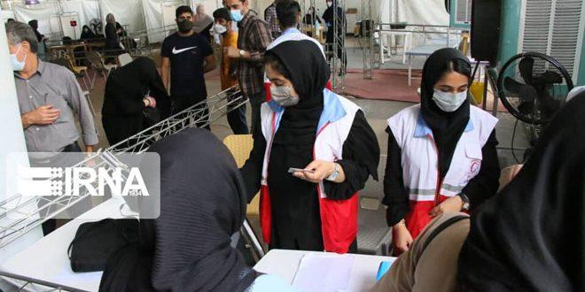 آمار کرونا در ایران || 355 فوتی و شناسایی 12847 مورد جدید
