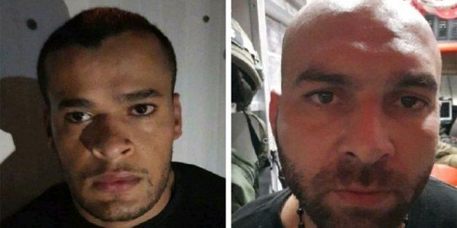 بازداشت دو اسیر فلسطینی دیگر از مجموع شش اسیر که موفق به آزاد شدن از بازداشتگاه جلبوع شده بودند
