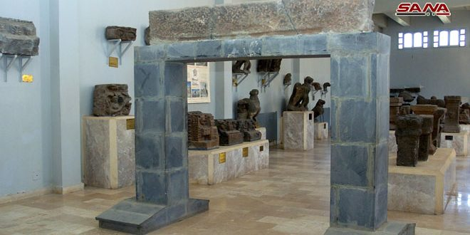 Le musée de Soueidaa…histoire du Basalte