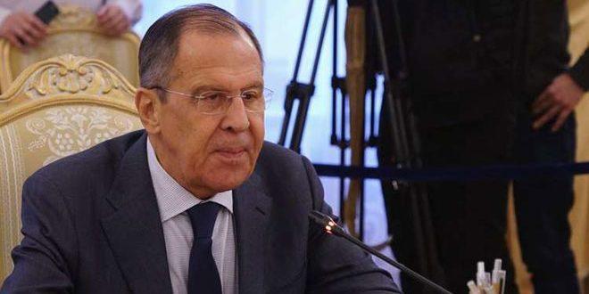 Lavrov: La participation des forces aérospatiales russes ont contribué à l'élimination du terrorisme en Syrie
