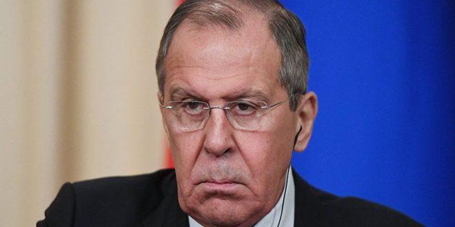 Lavrov : Le retour de toutes les régions syriennes sous l'autorité de l'État est le meilleur moyen de mettre fin à l'escalade du terrorisme