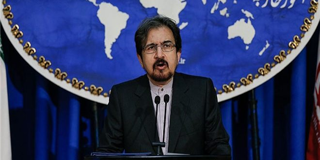 Qassemi : Notre présence en Syrie est consultative