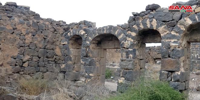 Khirbet Ghazaleh… le paradis du roi Riah