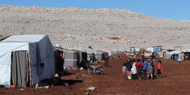Les deux commissions syrienne et russe : Washington ne s'intéresse pas à la souffrance des personnes séquestrées dans le camp de Rukban
